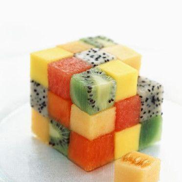 Fruit cubics