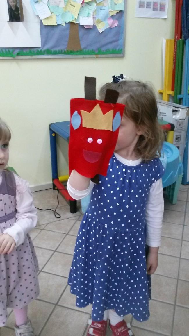 Torah puppet