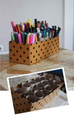 Pecil, markers/ cables organizer