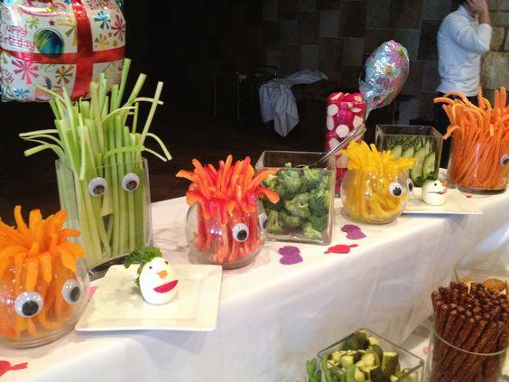 Fun way to serve veggies