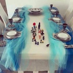 Pessach table deco