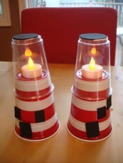 Lighthouse deco