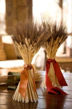 Shavuot table decor