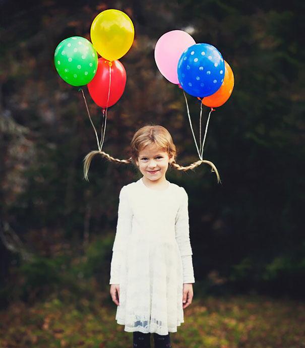 Purim hair do ; )