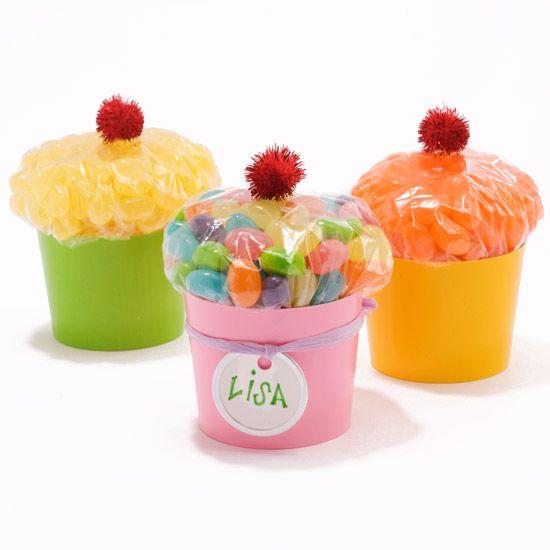 Cupcake mishloach manot