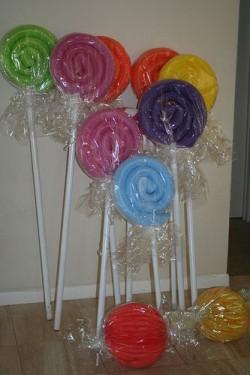 Sweet baloons