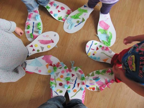 Purim clown shoes