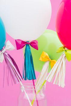 Baloon deco