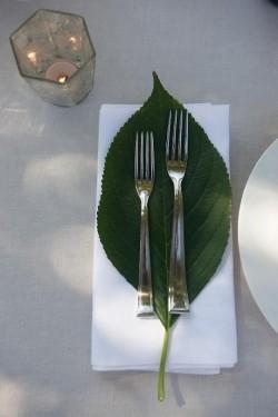 Leaf deco