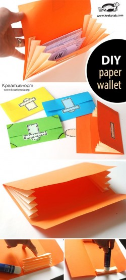 Cute DIY wallet, pocketbook
