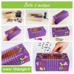 Tissue box instrument