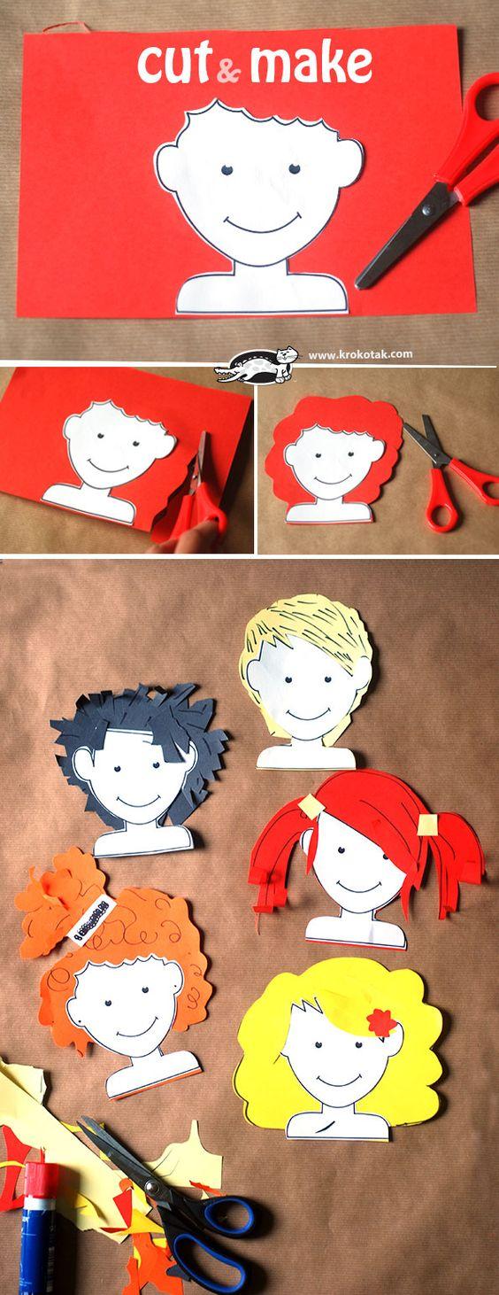 Upshernish craft idea