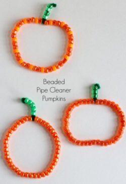 Beads napkin rings