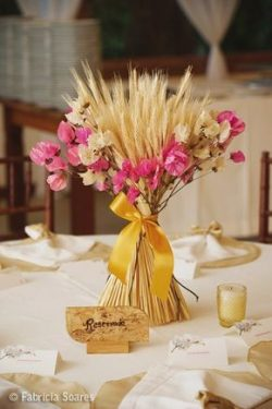 shavuot table deco