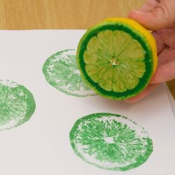 lemon stamps