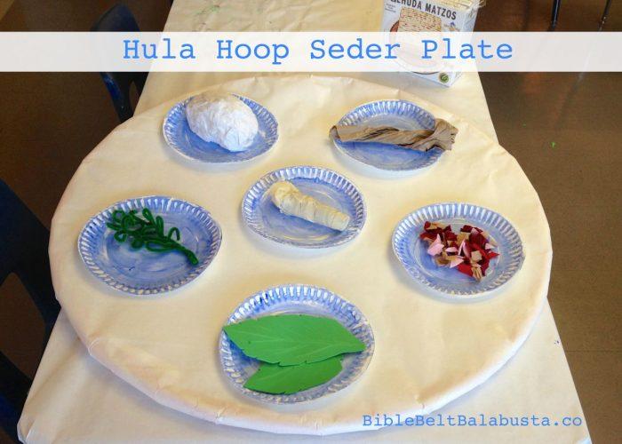 big seder plate