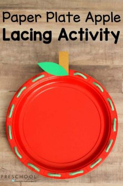 apple plate activity
