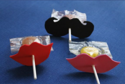 Fun lollies