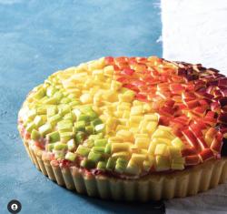Apple pie for Rosh Hashanah